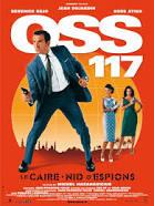 affiche lycéens au cine oss 117