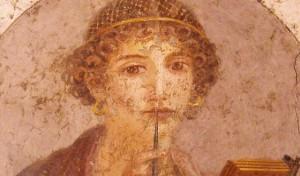 Femme romaine