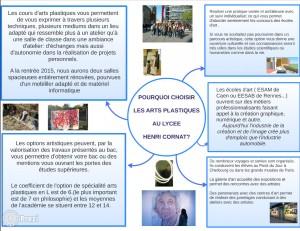 pourquoi arts plas lycee